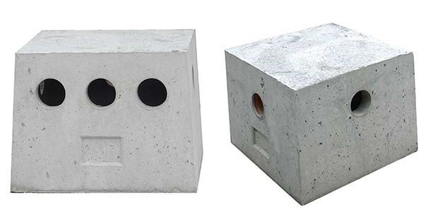 Percolation-boxes